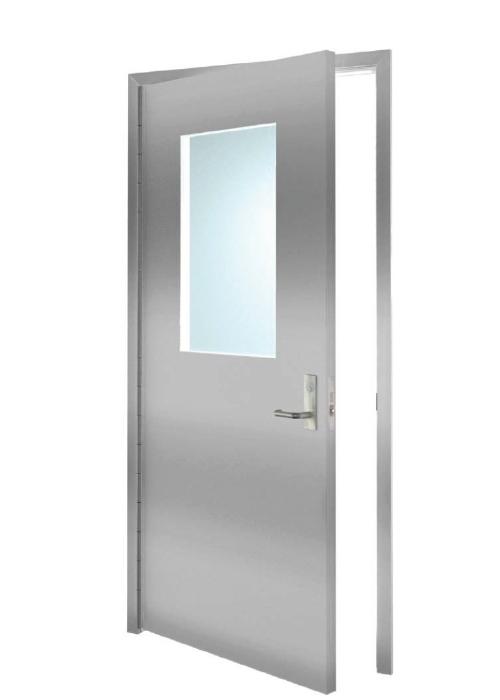 RIFLE BULLET RESISTANT DOOR