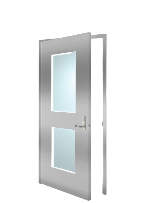 DSLB-1 BLAST RESISTANT DOOR
