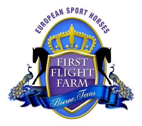 First Flight Farm Logo