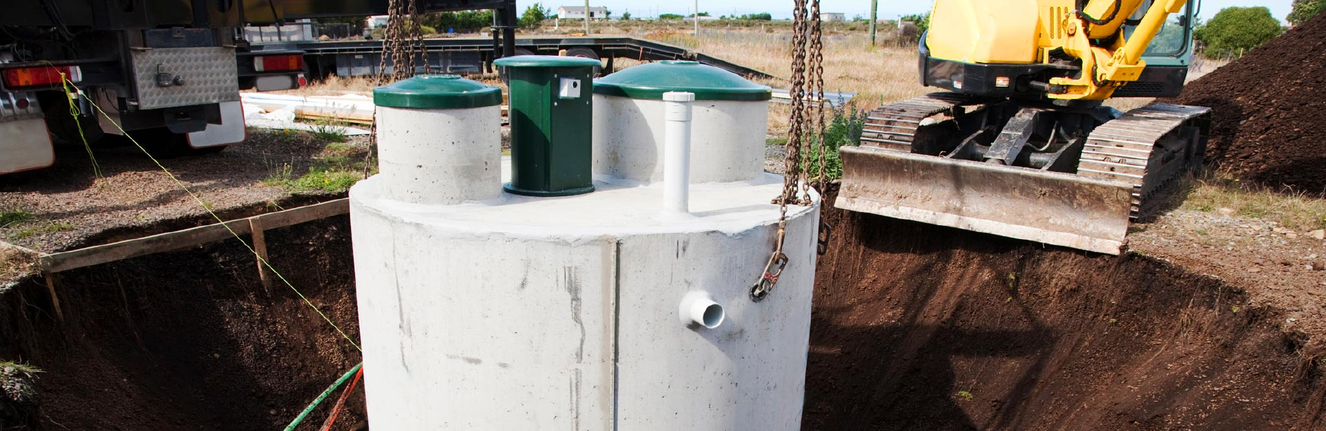 Paul Swoyer for septic system design in Central Texas